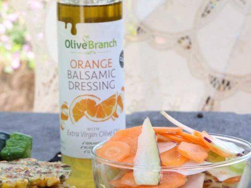 Orange Salad Dressing