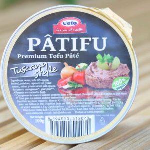 Patifu Tuscany Style Pate