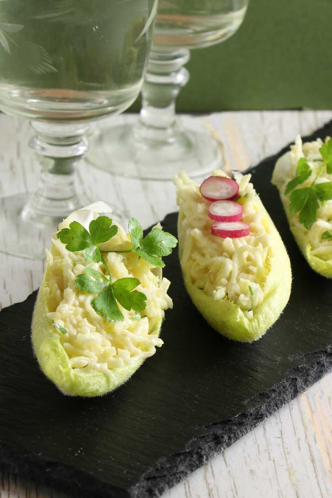 Vegan Celeriac Remoulade