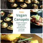 Vegan Canape Ideas images for pinterest
