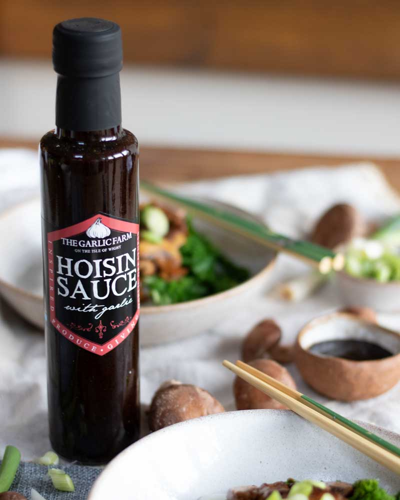 Garlic Hoisin Sauce by The Garlic Farm