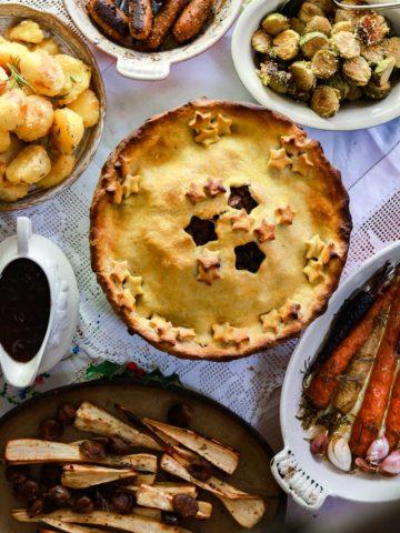 28 Ultimate Vegan Christmas Dinner Mains