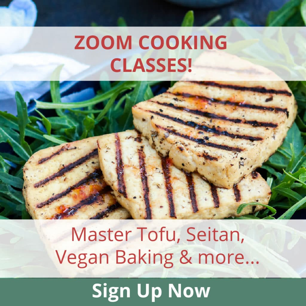 Sign Up to Zoom Cooking Classes image.