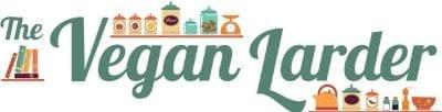 The Vegan Larder logo