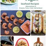 30 AMAZING Vegan Seafood recipes PIN