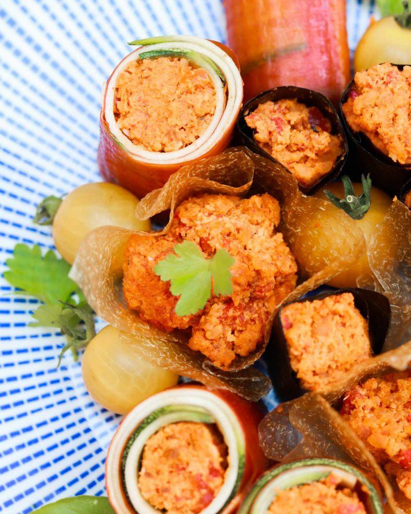 Macadamia Spiced Rolls