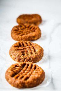 Cinnamon Sweet Potato Breakfast Cookies